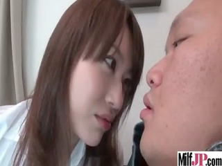 Nasty Bigtits Asian Milf Get Hardcore Bang