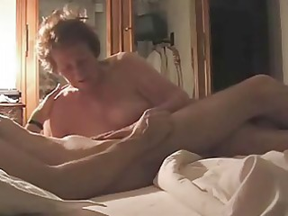 my naive aunts best friend play with my cock.