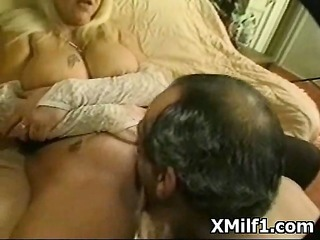appealing hot milf pegged and sucked wild