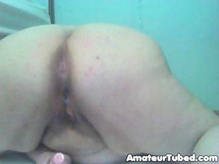 non-professional mature big beautiful woman web
