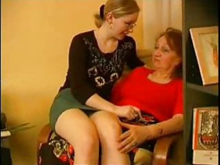 quality time with grandma