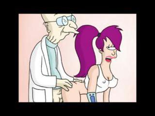 hot cartoon characters, mothers, housewives and