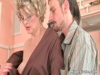 concupiscent blonde gets that moist warm pussy