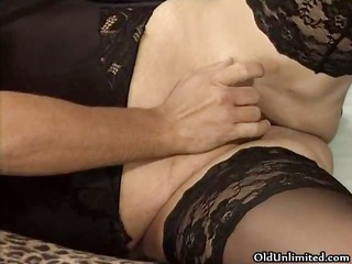 dirty fat woman goes mad sucking part3