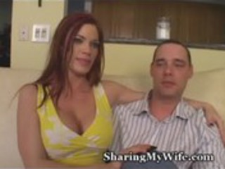 i wanna see my wife receive fucked
