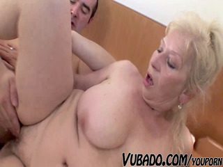 sexually excited older vubado pair sex