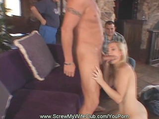 skinny wife get fucked by a pornstar