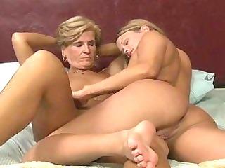 aged lesbians seducing 52yo girl