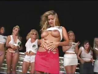 milf public nudity and flashing