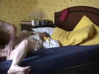 dilettante wife driven to agonorgasmos