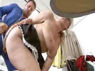 german mature anal