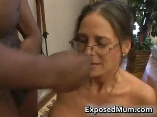 hawt d like to fuck in glasses deepthroating black