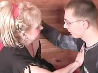 hot russian mama