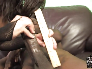 abused white cuckold and floozy wife