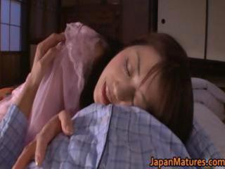 horny japanese mature babes engulfing part9
