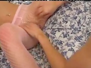 d like to fuck and youthful thong on lesbo angel