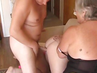 grandma libby and angel eyes share a juvenile