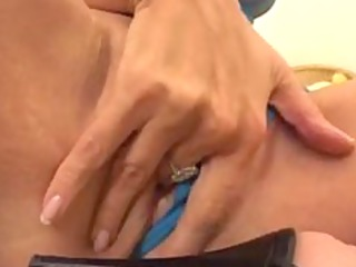 sexually excited mama needs trio cock