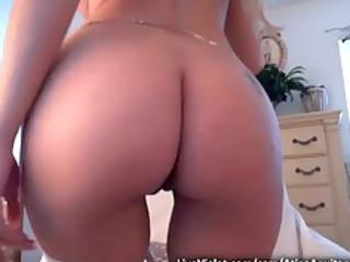 horny milf masturbates on webcam