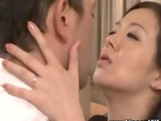 mature asian mother i kissing with voyeur