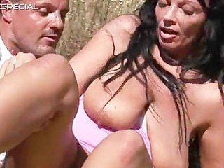horny d like to fuck gets fucked hard outdoor