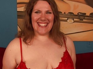 playful huge redhead momma with extra large tits