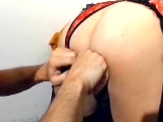 extraordinary anal for a mature