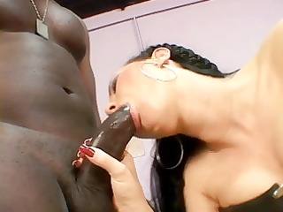 darksome chap humps a lustful dark brown