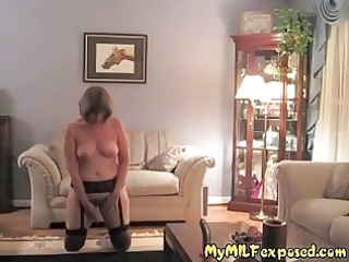 mature d like to fuck exposed - retro stockings