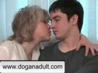 blond mom and not her son www.doganadult.com
