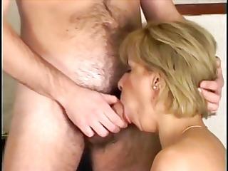 eastern european aged anal