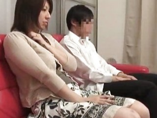 mother and son watching porn together experiment