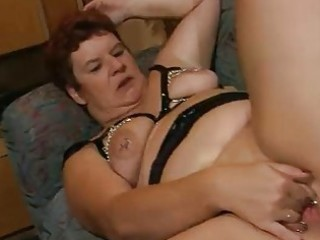 fat older german lady enjoys a hard cock dbm video