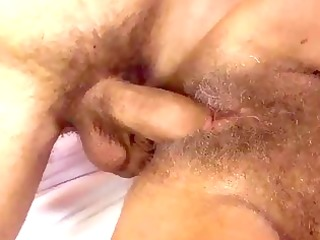 hairy granny gets screwed nice-looking hard
