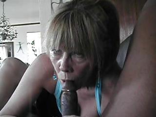 granny on darksome cock...