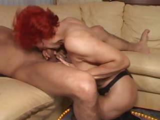 redhead german mother i receives drilled