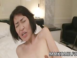 yukie matsui - lustful japanese mom sexual fun