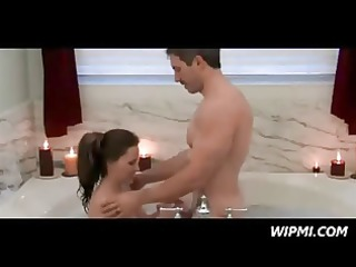 porn for sweethearts romance in the tub