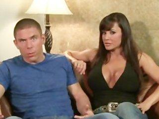 large tit mother i brunette wife pornstar lisa