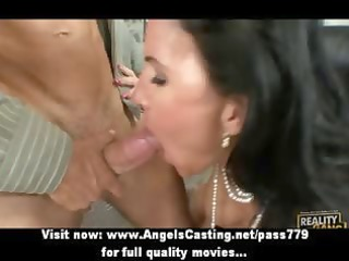 badass d like to fuck does blowjob and titsjob
