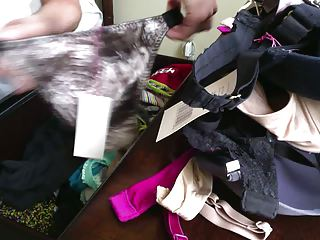 buddies wifes panty drawer - 32 year old blonde -