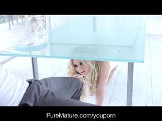 puremature anal loving milf gets fantasy filled