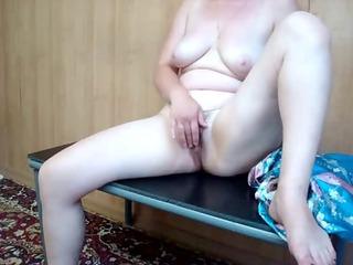 mature sexy milf selfshot masturbation