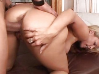 busty blond mother i gets hard choad up her ass