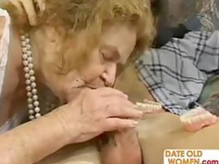 freak of nature old gazoo granny