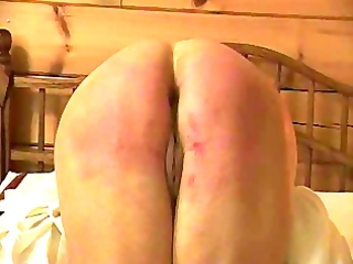 freak of nature 20 home spanking aged