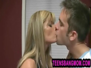 lusty blond milf kristal summers and her cute