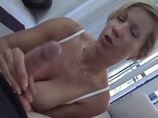 mommys ally catches u jerking off